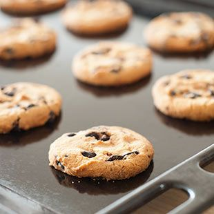 Make cookies out of a cake mix. This is one easy recipe!