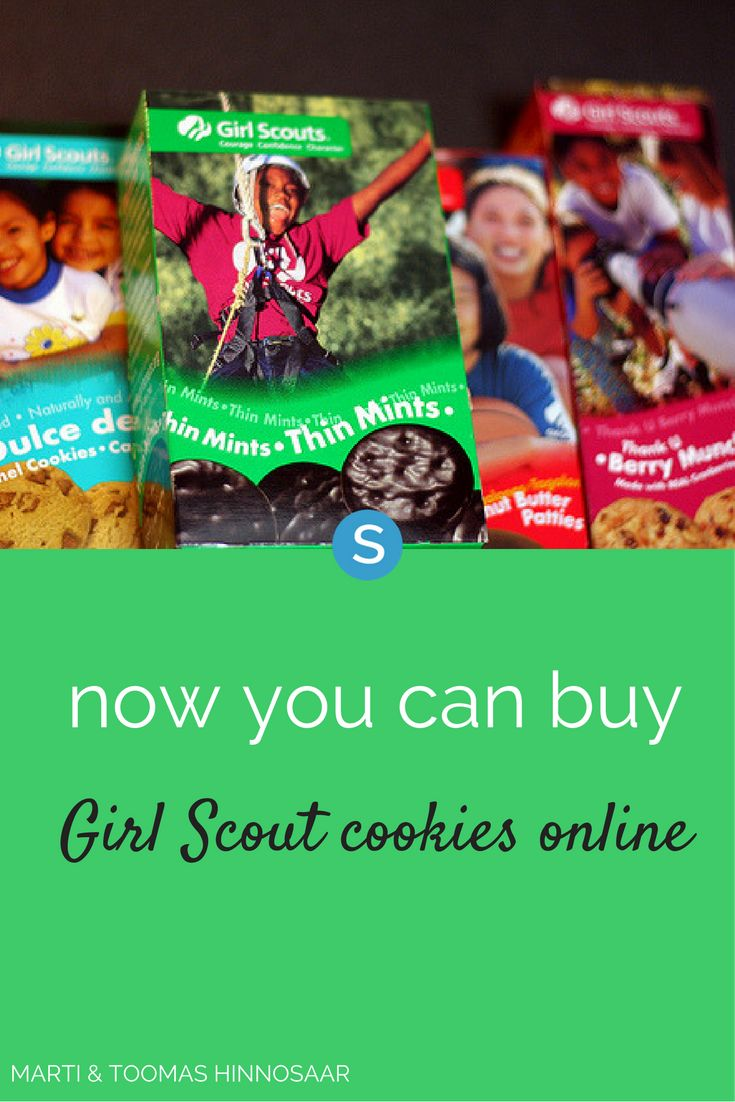 1000 ideas about girl scout cookies online on pinterest