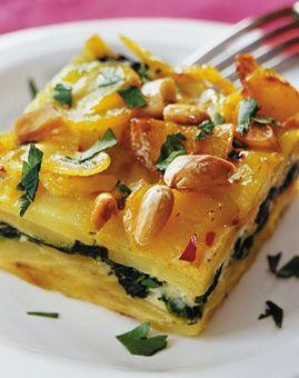 Spinat-Kartoffel-Auflauf - Vegetarische Hauptgerichte - [LIVING AT HOME]