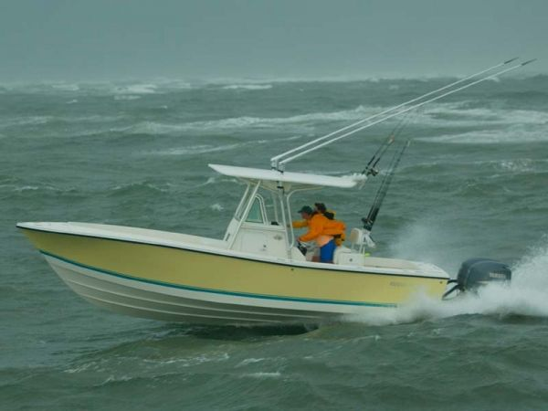 Regulator Makes The Top 50 Sport Fishing Boats of All Time from Saltwater Sportsman