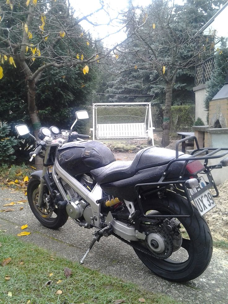Luggage Rack Honda Hawk Gt Forum Motorcycles