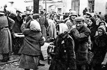 Lublin Jews Deported to Belzec (March 1942)