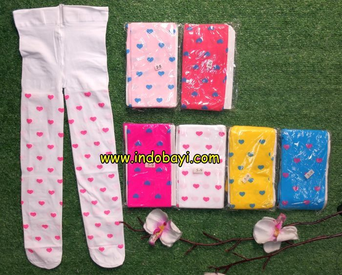 Legging stoking love - Indobayi