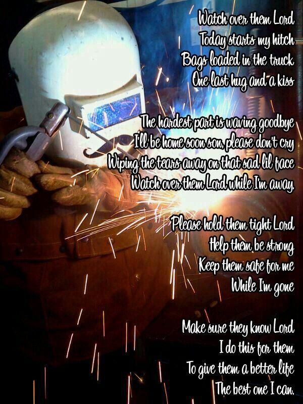 Welder's prayer for kids