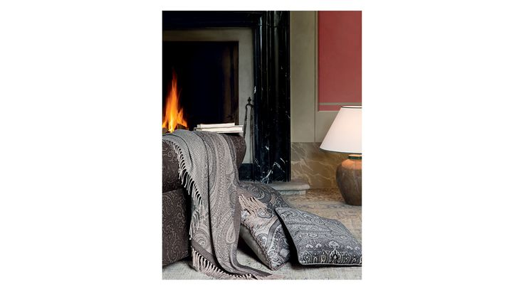Etro Home Autumn/Winter 15/16 collection. Available at Showroom MOOD. #mood #etrohome #etro #couder #luxury #silver #grey