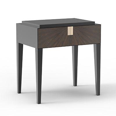 LANGHAM BEDSIDE TABLE – Luxury Furniture London