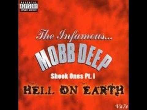 Mobb Deep - Shook Ones Pt. 1  **Explicit Content, Parents Be Warned**