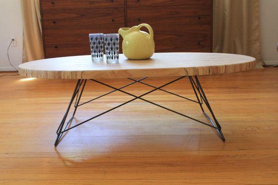 Mid Century Oval Coffee Table Tops, Coffee Tables And Tables - Etsy Coffee  Table IDI - Etsy Coffee Table IDI Design