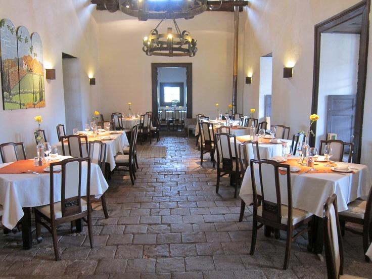 #Vino Bello Indoor dining #Santa Cruz #Colchagua Chile