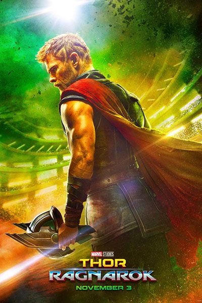 Watch #Thor_Lose_His_Hammer in the First Trailer for 'Thor: Ragnarok'