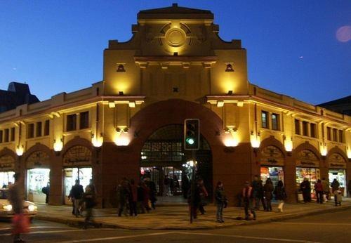 Mercado Municipal, Temuco, Chile