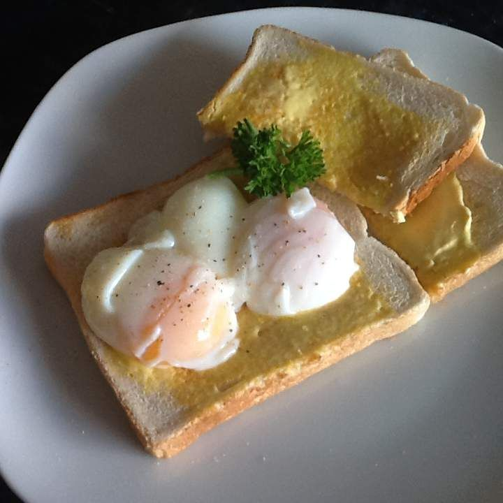 Recipe Poached Eggs the easiest way ever by nicnocnac - Recipe of category Basics