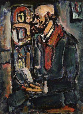 Verlaine, par Georges Rouault