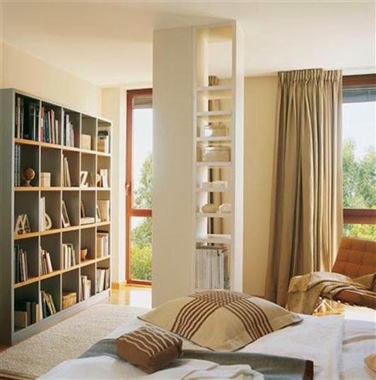 M s de 25 ideas incre bles sobre columnas interiores en - Decorar columnas salon ...