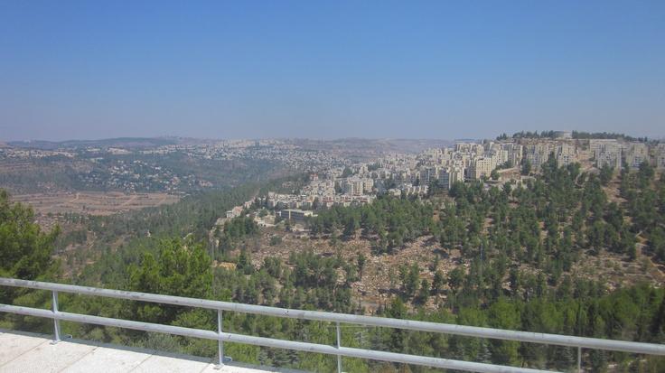 Judean Hills outside of Jerusalem