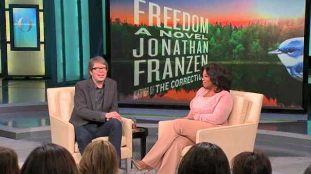 After the Show with Jonathan Franzen and Freedom - Video - Oprah.com