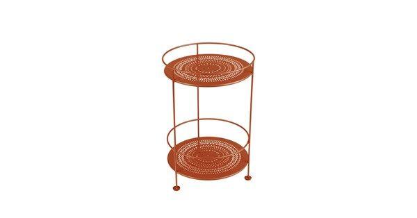 Small table utan hjul - paprika - Soffbord & småbord – Möbler från Svenssons i Lammhult