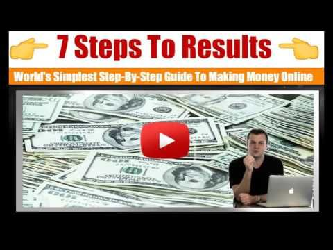 7 Steps To Make Money Online: I created this video with the YouTube Slideshow Creator (https://www.youtube.com/upload)