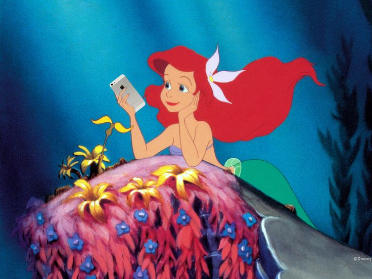 Texts from Disney princesses!