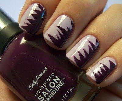 Shredded #Nails Tutorial