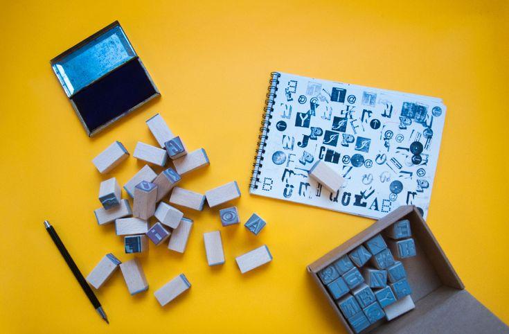 Corraini Designer Stamps Set