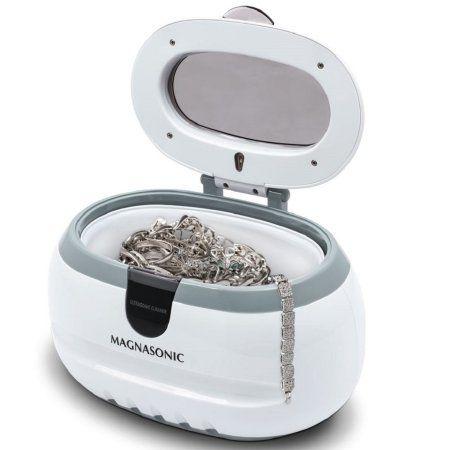 Magnasonic Professional Ultrasonic Polishing Jewelry Cleaner Machine at Walmart.com