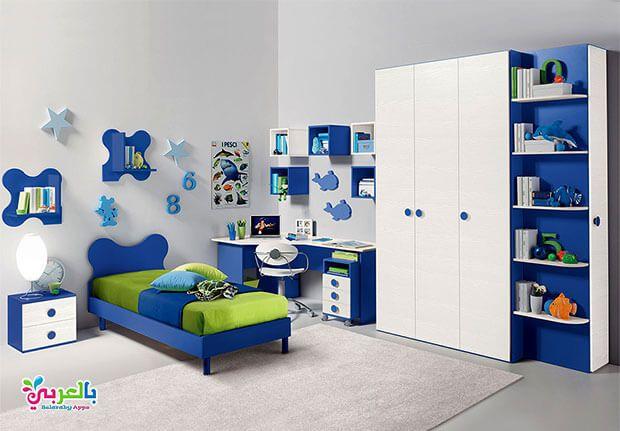 اجمل الصور غرف نوم اطفال مودرن اشيك موديلات 2020 بالعربي نتعلم Modern Kids Bedroom Boys Bedroom Sets Room Inspiration Bedroom