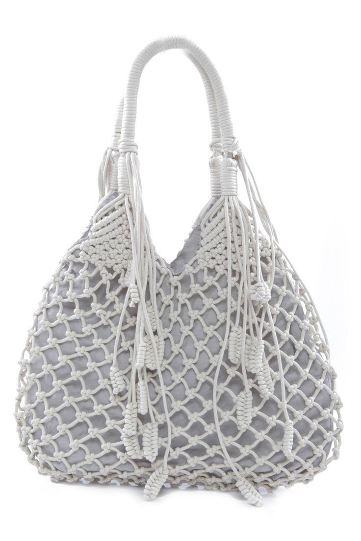 macrame handbags | Shoptiques — Macrame Bag