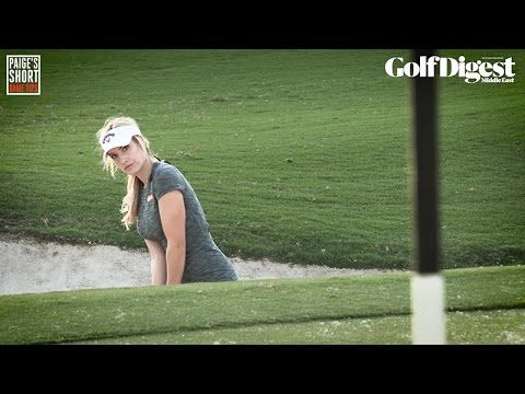 Paige Spiranac's Top 3 short game tips – YouTube
