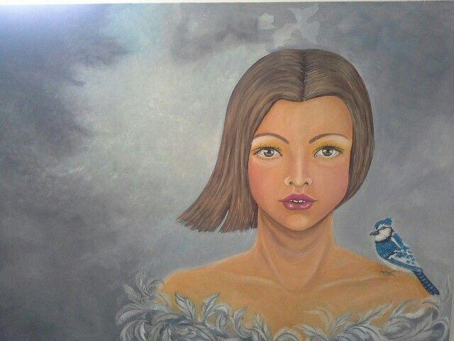 Blue  Bird from Isabelle Sarre