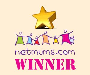 Netmums Kids Party Award Winner!
