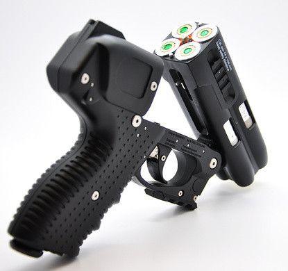 JPX4 4 Shot Pepper Gun with Laser