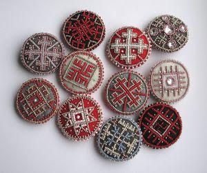 Ancient Latvian Symbols fromhttp://www.lraksti.lv/2014/02/auseklis-sign-of-star-liela-piespraude.html
