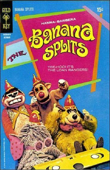 The Banana  Splits Show.