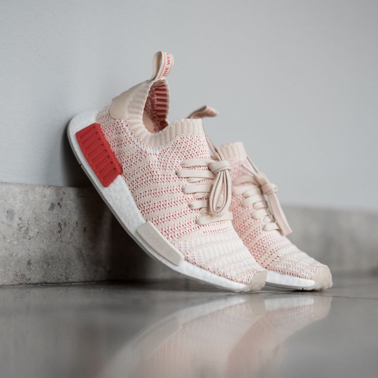 Available now! Get the next generation of NMDs for Ladies, the adidas NMD_R1 STLT on KICKZ.com!
