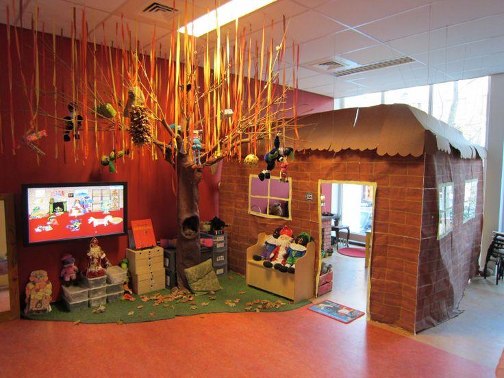 Themahoek Een herfstige Sinterklaas Nutsschool Maastricht