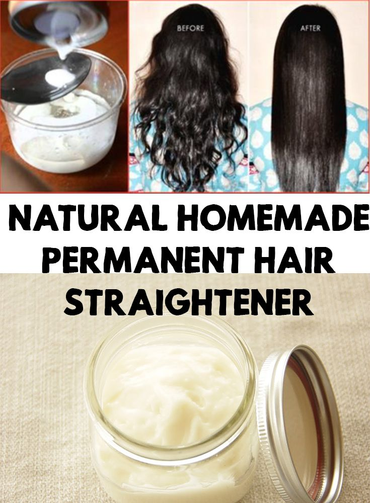 Hair is for women like their business card. Many women desire long and straight hair. Find out how to prepare natural homemade permanent hair straightener.