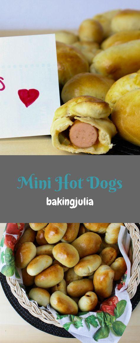 Mini Hot Dogs – Erna
