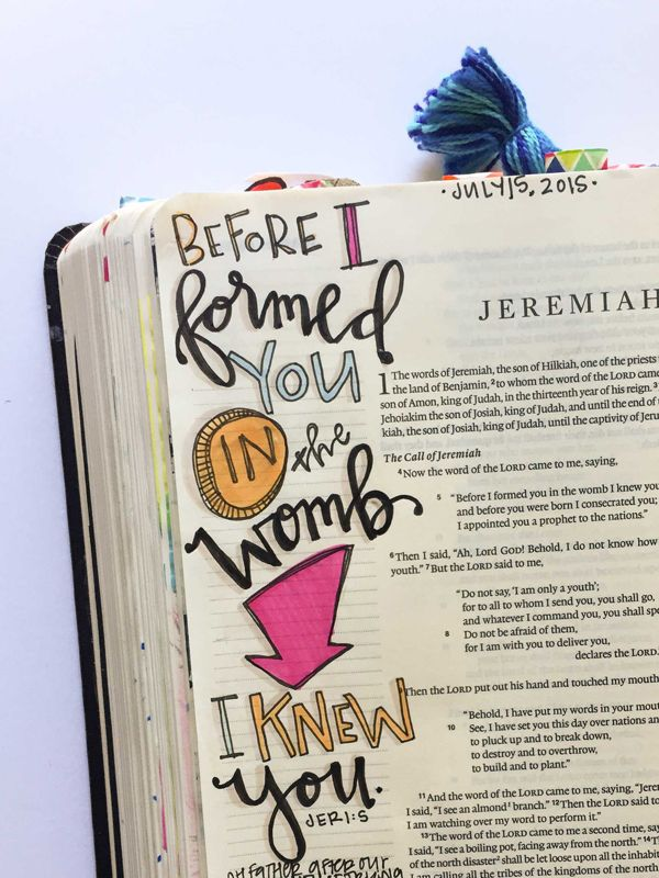 Jeremiah--Get To Know The Team – Part Two – Introductions | Illustrated Faith