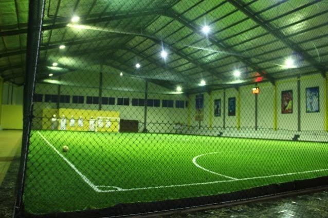 Peluang Usaha Lapangan Futsal