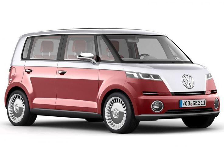 VW Microbus to go electric at CES tech show | Autocar
