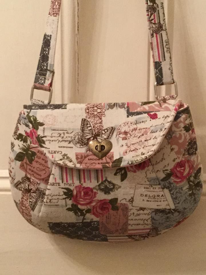 90048ac7b1 Pin by Diane Bruzzese Mathus-Nagano on Bags and more bags | Sewing, Free  pattern, Sweet