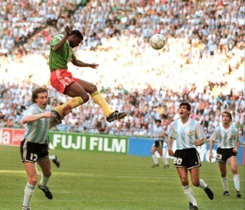 lions indomptables 1990 | Coupe du Monde 90 ...le Cameroun ! - Football - Langue Agile - Photos ...