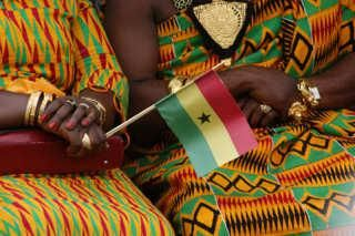 Ghana Facts and Printables for Kids