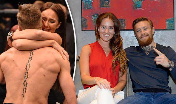 Who is Conor McGregor's girlfriend? Meet Dee Devlin the UFC champions stunning partner