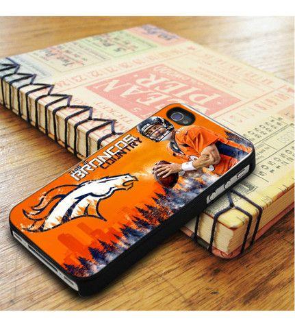 Peyton Manning Broncos iPhone 5|iPhone 5S Case