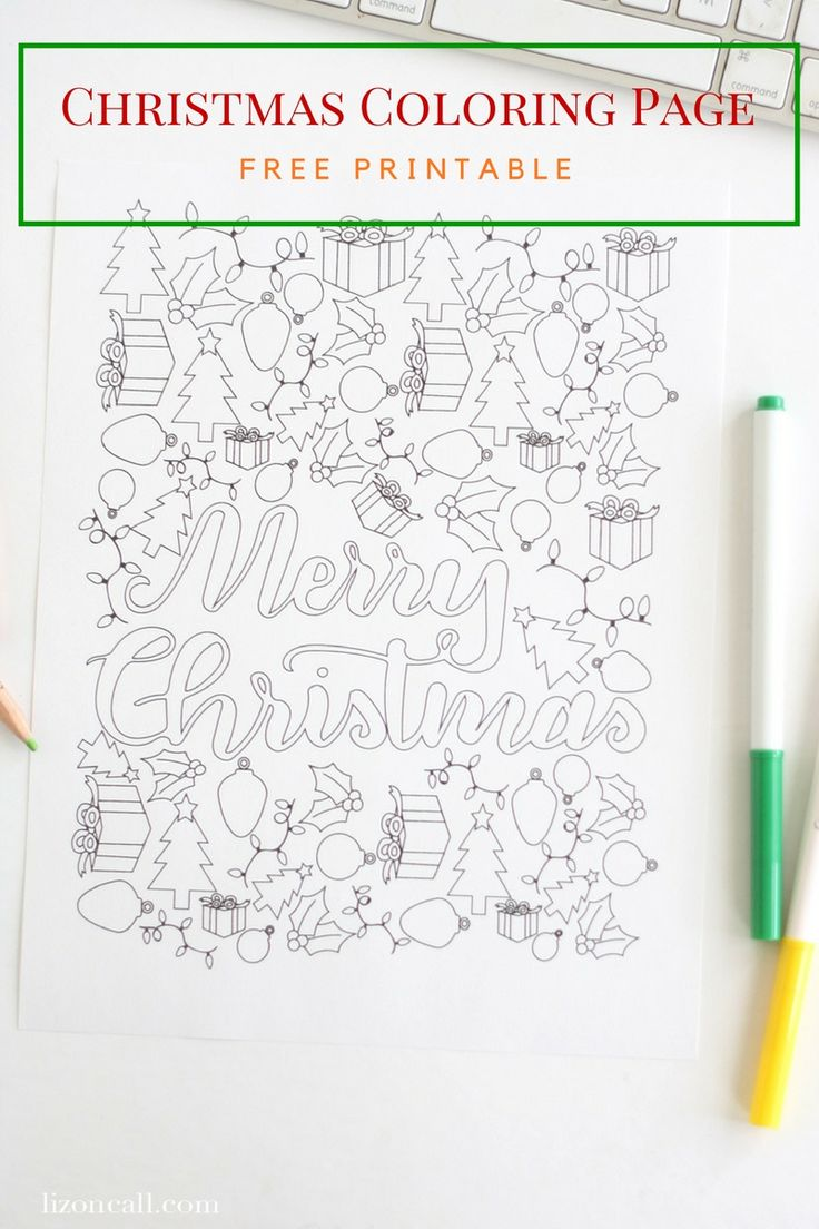 119 best coloring christmas images on pinterest drawings