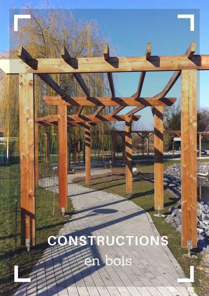 Rejoignez Nous Dans La Lutte Contre Le Rechauffement Climatique En Misant Sur Des Constructions En Bois Lab Construction Bois Pavillon En Bois Et Bois