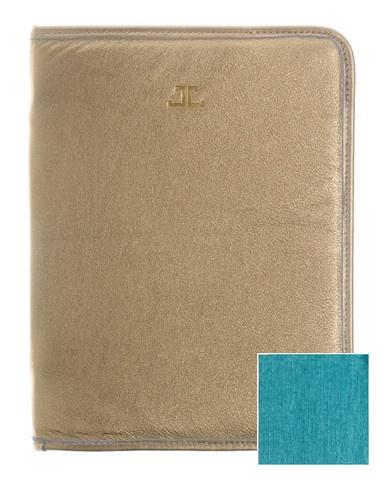 iPad caseQuincy Gold Aqua, Ipad Cases, Ipad Accessories, Beautiful Ipad, Gold Ipad, Gold Aqua Cases, Pretty Ipad, Products, Lc Ipad