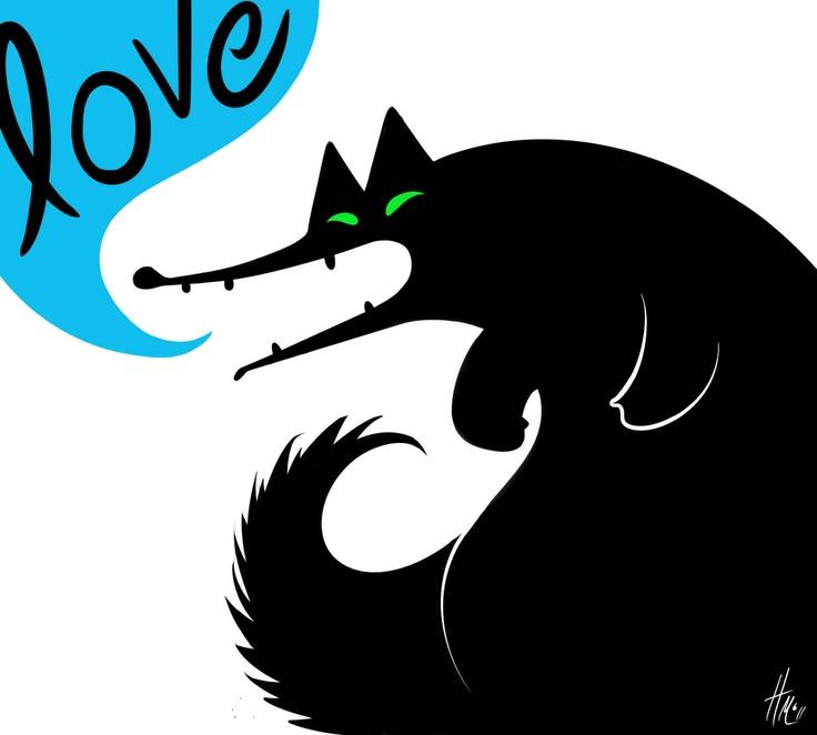 mika's 'lollipop'; the wolf!